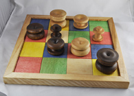 Genetics chess set
